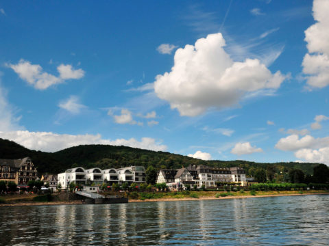 Rheinhotel Vier Jahreszeiten - Rhein