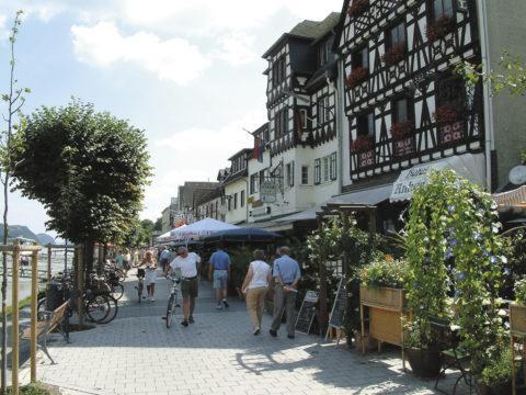 Rheinhotel Vier Jahreszeiten - Umgebung